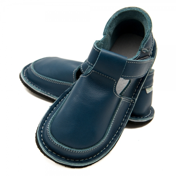 ROBIN Blue Slippers In-Stock