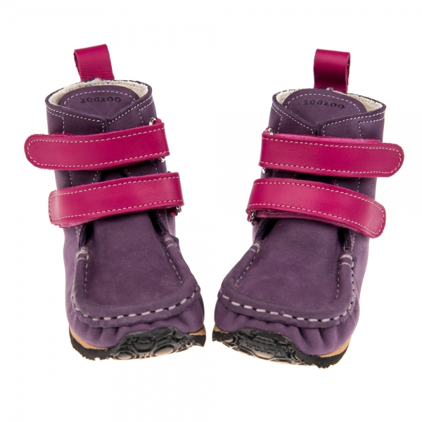 YETI Purple-Fuchsia with Sheepskin